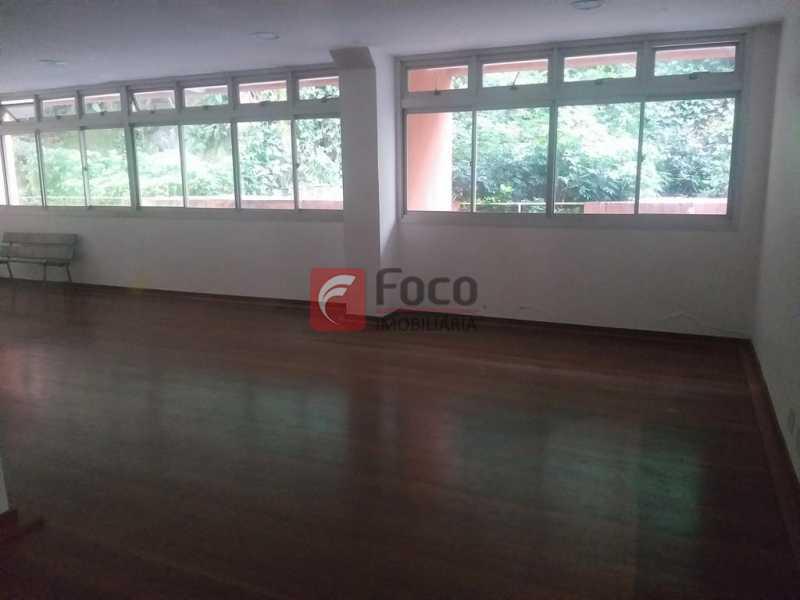 SALÃO DE FESTAS - Apartamento à venda Rua Major Rúbens Vaz,Gávea, Rio de Janeiro - R$ 1.250.000 - JBAP21290 - 21
