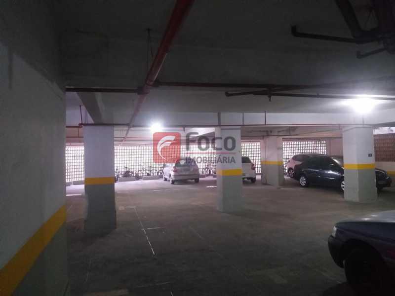 GARAGEM  - Apartamento à venda Rua Major Rúbens Vaz,Gávea, Rio de Janeiro - R$ 1.250.000 - JBAP21290 - 22