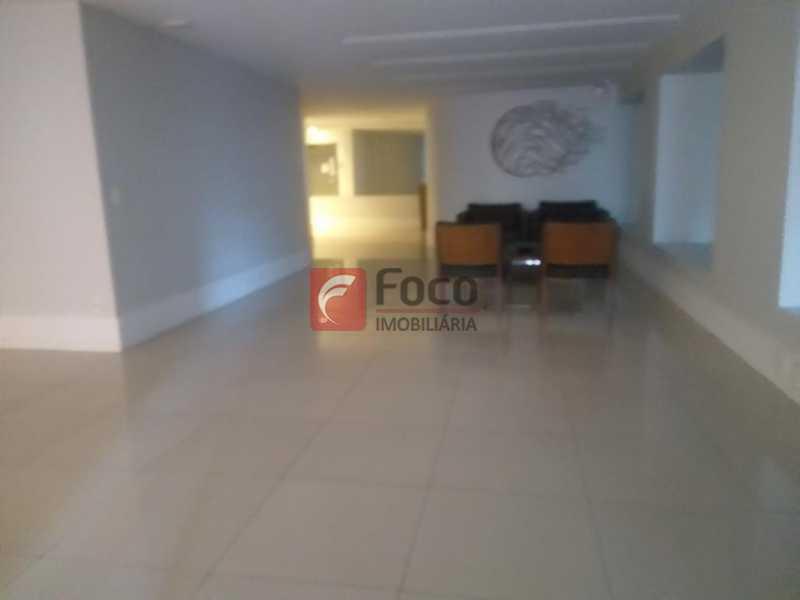 PORTARIA - Apartamento à venda Rua Major Rúbens Vaz,Gávea, Rio de Janeiro - R$ 1.250.000 - JBAP21290 - 23