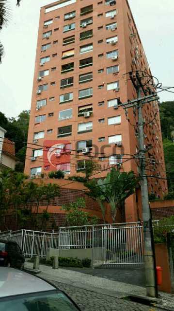 FACHADA - Apartamento à venda Rua Major Rúbens Vaz,Gávea, Rio de Janeiro - R$ 1.250.000 - JBAP21290 - 24