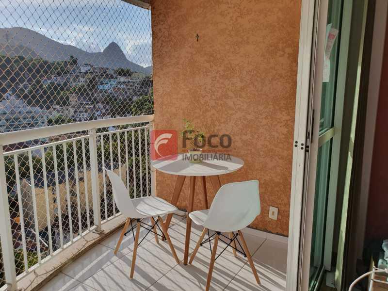 13 - Apartamento à venda Rua Garibaldi,Tijuca, Rio de Janeiro - R$ 750.000 - JBAP31698 - 1