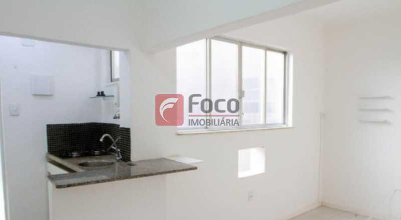 COZINHA: - Kitnet/Conjugado 30m² à venda Rua Humberto de Campos,Leblon, Rio de Janeiro - R$ 450.000 - JBKI00133 - 1