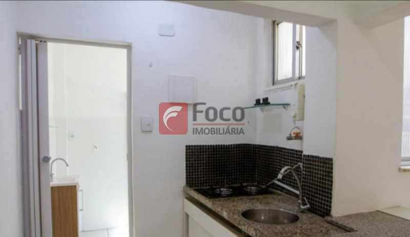 COZINHA. - Kitnet/Conjugado 30m² à venda Rua Humberto de Campos,Leblon, Rio de Janeiro - R$ 450.000 - JBKI00133 - 4