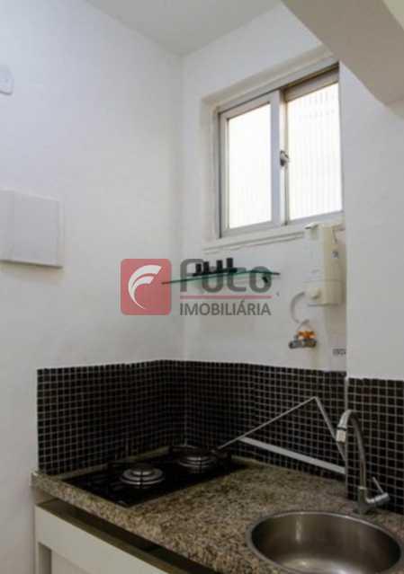 COZINHA: - Kitnet/Conjugado 30m² à venda Rua Humberto de Campos,Leblon, Rio de Janeiro - R$ 450.000 - JBKI00133 - 5