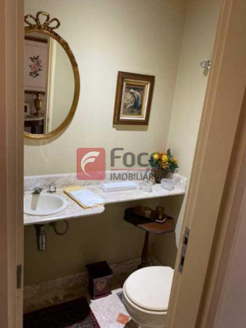 LAVABO: - Apartamento à venda Rua Marquês de São Vicente,Gávea, Rio de Janeiro - R$ 2.500.000 - JBAP40444 - 7