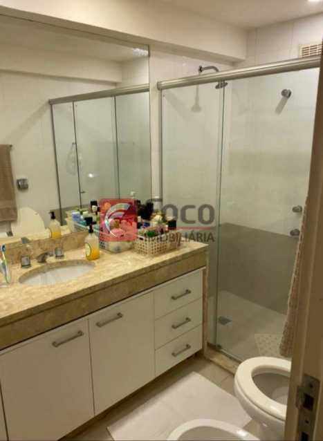BANHEIRO SOCIAL: - Apartamento à venda Rua Marquês de São Vicente,Gávea, Rio de Janeiro - R$ 2.500.000 - JBAP40444 - 10