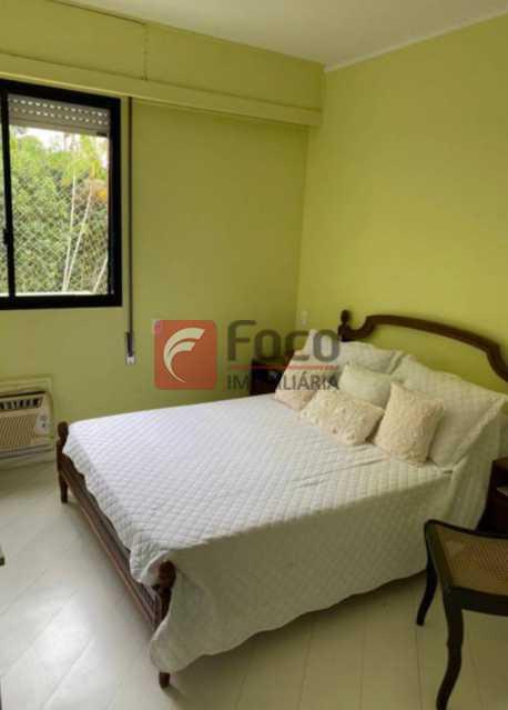 QUARTO: - Apartamento à venda Rua Marquês de São Vicente,Gávea, Rio de Janeiro - R$ 2.500.000 - JBAP40444 - 8