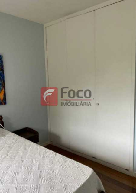 QUARTO: - Apartamento à venda Rua Marquês de São Vicente,Gávea, Rio de Janeiro - R$ 2.500.000 - JBAP40444 - 9