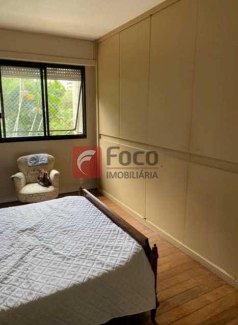 QUARTO: - Apartamento à venda Rua Marquês de São Vicente,Gávea, Rio de Janeiro - R$ 2.500.000 - JBAP40444 - 11