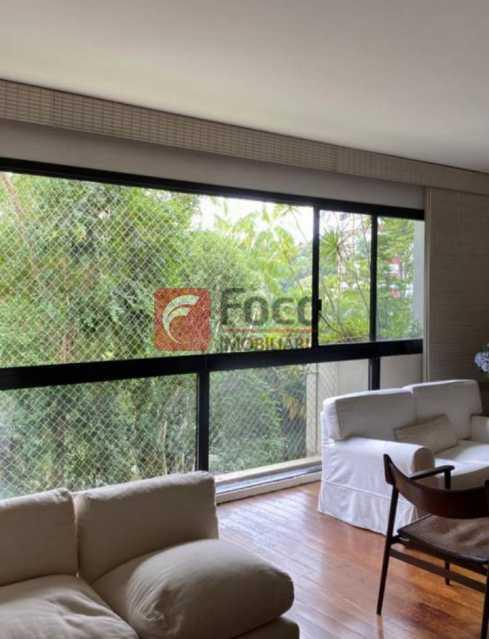 SALA DE ESTAR: - Apartamento à venda Rua Marquês de São Vicente,Gávea, Rio de Janeiro - R$ 2.500.000 - JBAP40444 - 5