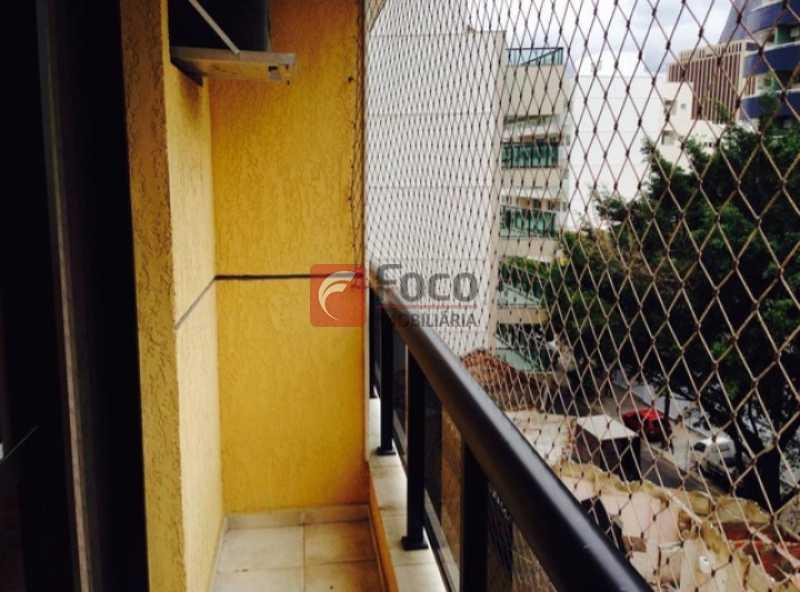 6 - Flat à venda Rua da Passagem,Botafogo, Rio de Janeiro - R$ 620.000 - JBFL10042 - 4