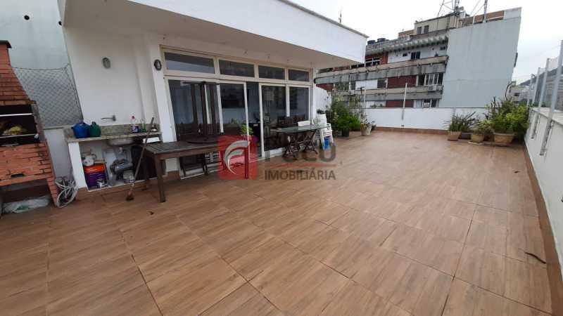 1 - Cobertura à venda Rua J. Carlos,Jardim Botânico, Rio de Janeiro - R$ 2.820.000 - JBCO30210 - 4