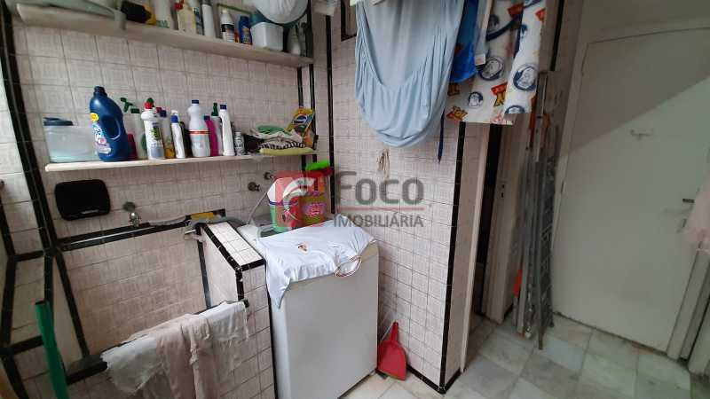 21 - Cobertura à venda Rua J. Carlos,Jardim Botânico, Rio de Janeiro - R$ 2.820.000 - JBCO30210 - 23