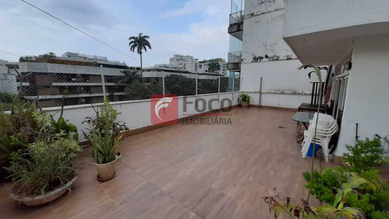 Cobertura à venda Rua J. Carlos,Jardim Botânico, Rio de Janeiro - R$ 2.820.000 - JBCO30210 - 1