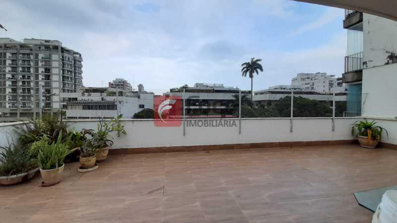 23 - Cobertura à venda Rua J. Carlos,Jardim Botânico, Rio de Janeiro - R$ 2.820.000 - JBCO30210 - 25