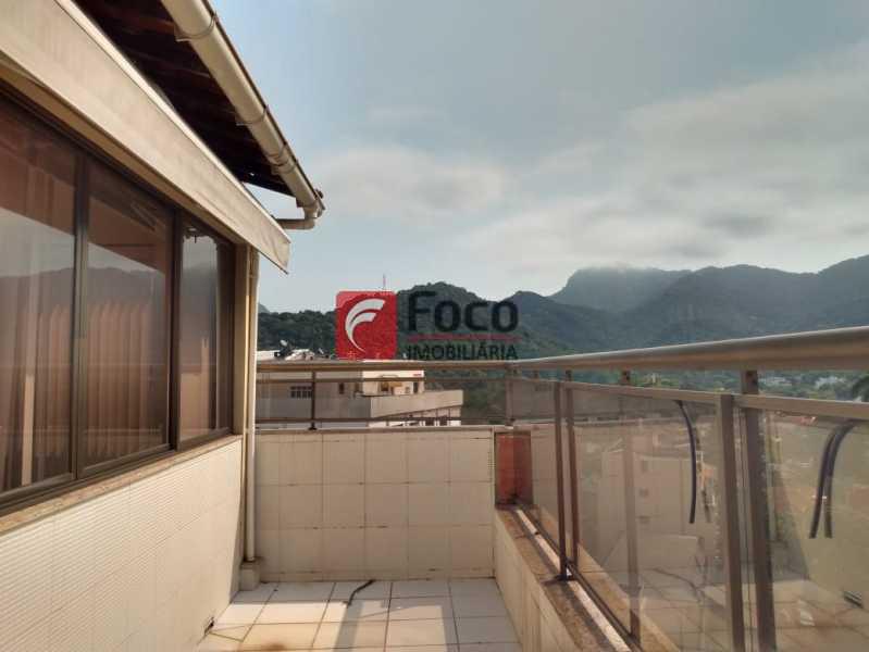 9169_G1602110875 - Cobertura à venda Rua Corcovado,Jardim Botânico, Rio de Janeiro - R$ 4.400.000 - JBCO50020 - 4