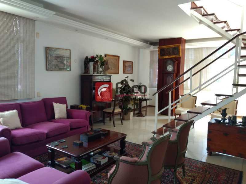 9169_G1602110881 - Cobertura à venda Rua Corcovado,Jardim Botânico, Rio de Janeiro - R$ 4.400.000 - JBCO50020 - 6