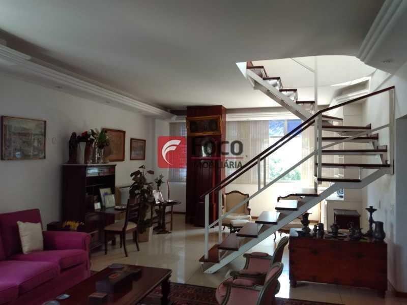 9169_G1602110884 - Cobertura à venda Rua Corcovado,Jardim Botânico, Rio de Janeiro - R$ 4.400.000 - JBCO50020 - 21
