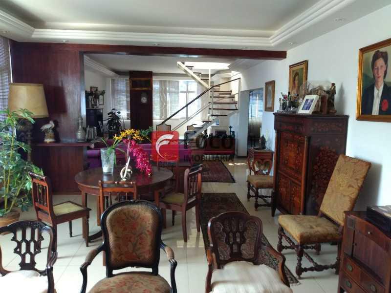 9169_G1602110889 - Cobertura à venda Rua Corcovado,Jardim Botânico, Rio de Janeiro - R$ 4.400.000 - JBCO50020 - 10