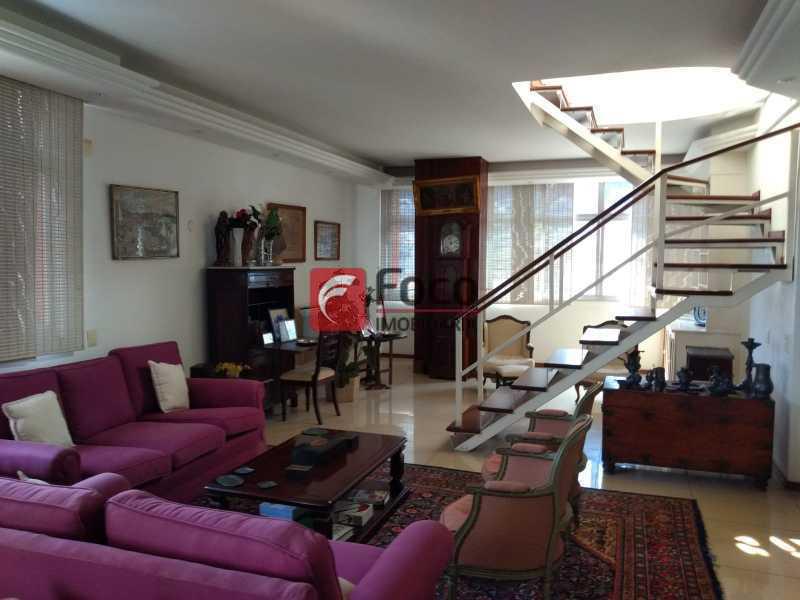 9169_G1602110891 - Cobertura à venda Rua Corcovado,Jardim Botânico, Rio de Janeiro - R$ 4.400.000 - JBCO50020 - 28