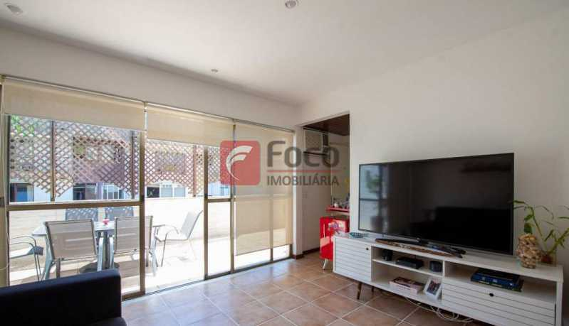 SALA 2 - Cobertura à venda Rua Marquês de São Vicente,Gávea, Rio de Janeiro - R$ 1.300.000 - JBCO10015 - 1