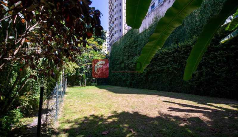 QUADRA DE FUTEBOL - Cobertura à venda Rua Marquês de São Vicente,Gávea, Rio de Janeiro - R$ 1.300.000 - JBCO10015 - 18