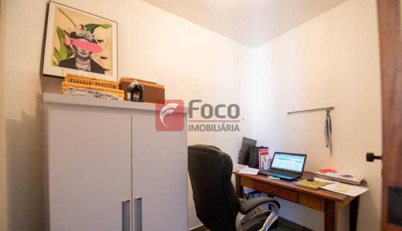 DEPENDÊNCIA - Cobertura à venda Rua Marquês de São Vicente,Gávea, Rio de Janeiro - R$ 1.300.000 - JBCO10015 - 21