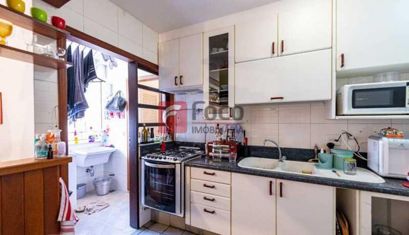 COZINHA - Cobertura à venda Rua Marquês de São Vicente,Gávea, Rio de Janeiro - R$ 1.300.000 - JBCO10015 - 16