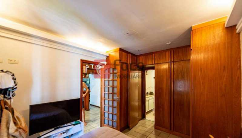 SUÍTE - Cobertura à venda Rua Marquês de São Vicente,Gávea, Rio de Janeiro - R$ 1.300.000 - JBCO10015 - 7