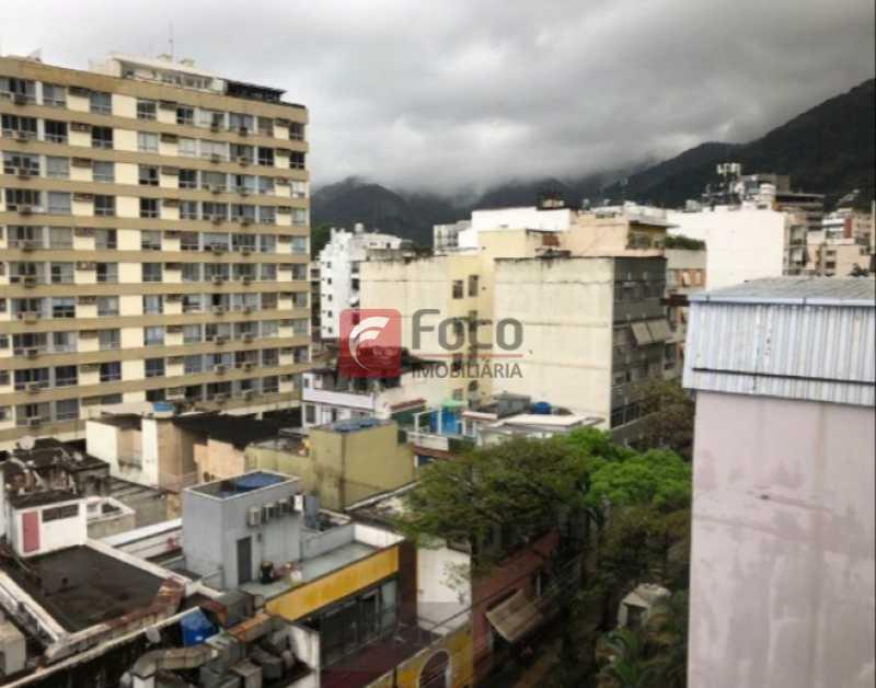 Vista - Sala Comercial 34m² à venda Rua Jardim Botânico,Jardim Botânico, Rio de Janeiro - R$ 500.000 - JBSL00098 - 3