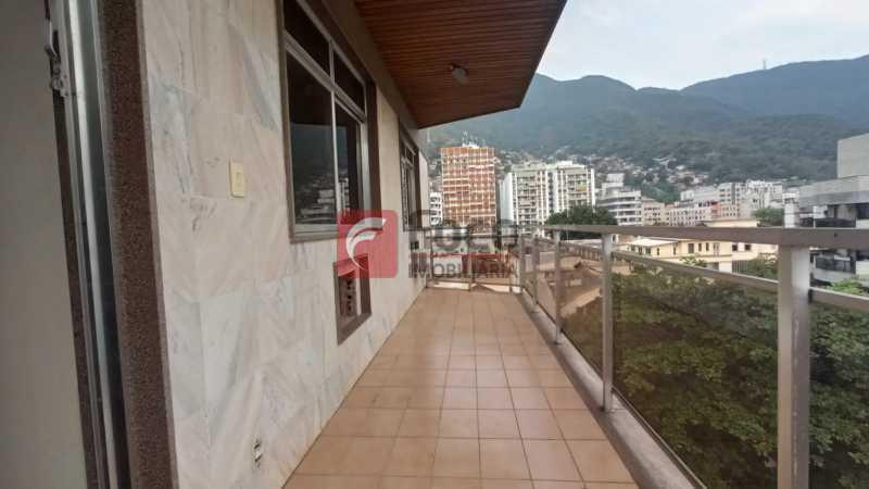 1 - Apartamento à venda Rua Garibaldi,Tijuca, Rio de Janeiro - R$ 950.000 - JBAP40457 - 1