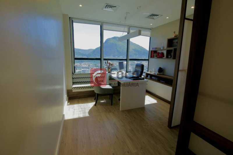 4 - Sala Comercial 28m² à venda Rua Visconde de Pirajá,Ipanema, Rio de Janeiro - R$ 1.050.000 - JBSL00099 - 5