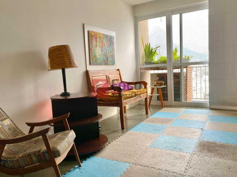 3 - Cobertura à venda Rua Almirante Guilhem,Leblon, Rio de Janeiro - R$ 4.850.000 - JBCO30215 - 3