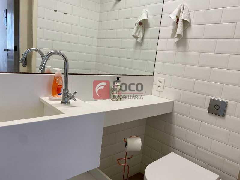 7 - Cobertura à venda Rua Almirante Guilhem,Leblon, Rio de Janeiro - R$ 4.850.000 - JBCO30215 - 15