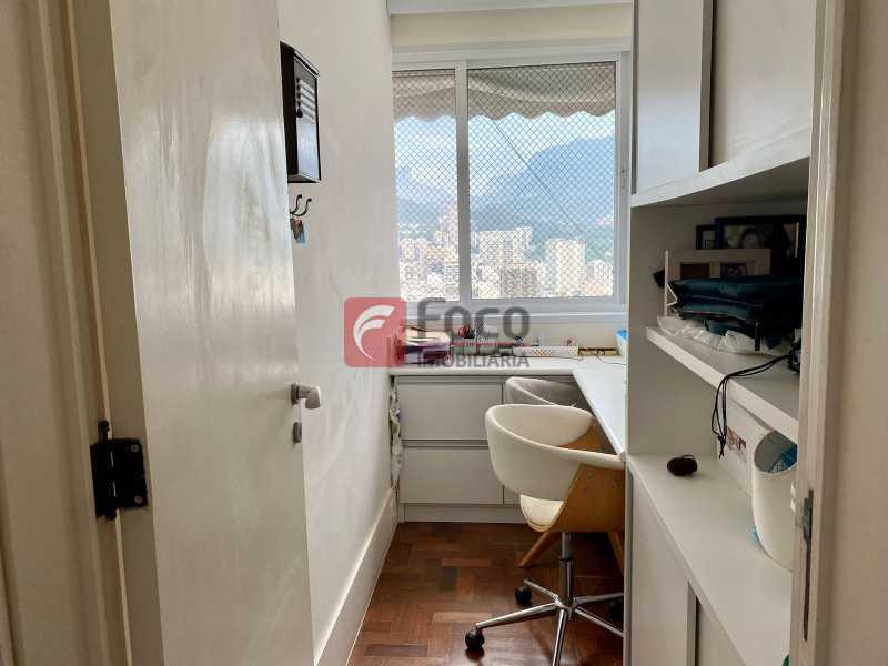 8 - Cobertura à venda Rua Almirante Guilhem,Leblon, Rio de Janeiro - R$ 4.850.000 - JBCO30215 - 29