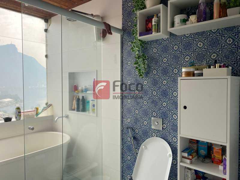19 - Cobertura à venda Rua Almirante Guilhem,Leblon, Rio de Janeiro - R$ 4.850.000 - JBCO30215 - 13