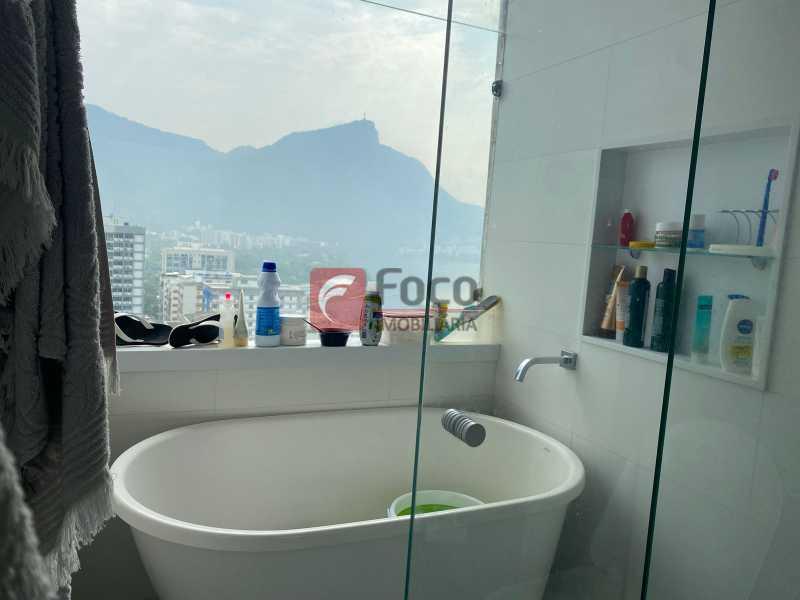 20 - Cobertura à venda Rua Almirante Guilhem,Leblon, Rio de Janeiro - R$ 4.850.000 - JBCO30215 - 12