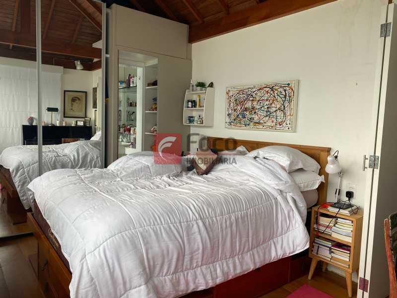 21 - Cobertura à venda Rua Almirante Guilhem,Leblon, Rio de Janeiro - R$ 4.850.000 - JBCO30215 - 18