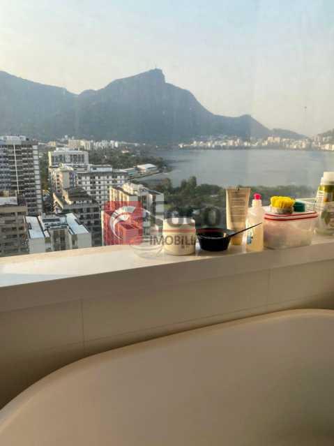 29 - Cobertura à venda Rua Almirante Guilhem,Leblon, Rio de Janeiro - R$ 4.850.000 - JBCO30215 - 26