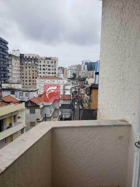 14 - Apartamento 3 quartos à venda Santa Teresa, Rio de Janeiro - R$ 475.000 - JBAP31766 - 1