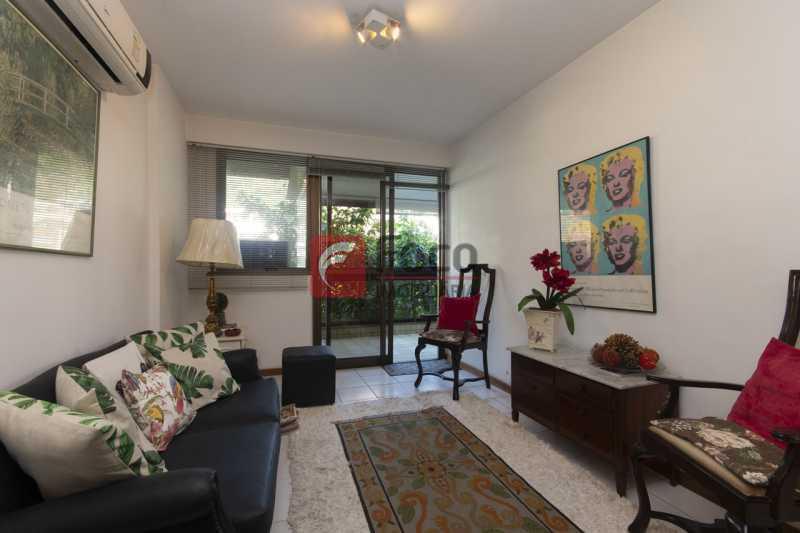 SALA - Apartamento à venda Praça Atahualpa,Leblon, Rio de Janeiro - R$ 2.400.000 - FLAP20062 - 3