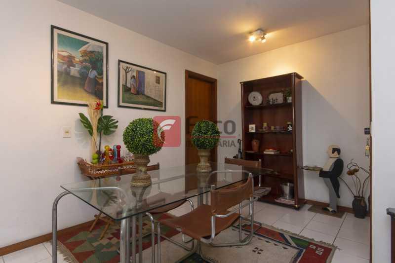 SALA - Apartamento à venda Praça Atahualpa,Leblon, Rio de Janeiro - R$ 2.400.000 - FLAP20062 - 5
