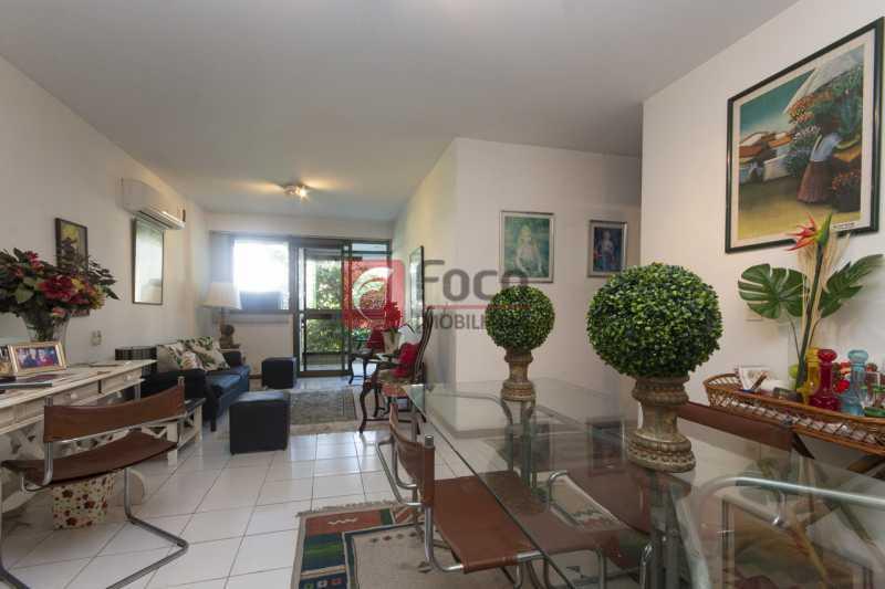 SALA - Apartamento à venda Praça Atahualpa,Leblon, Rio de Janeiro - R$ 2.400.000 - FLAP20062 - 7