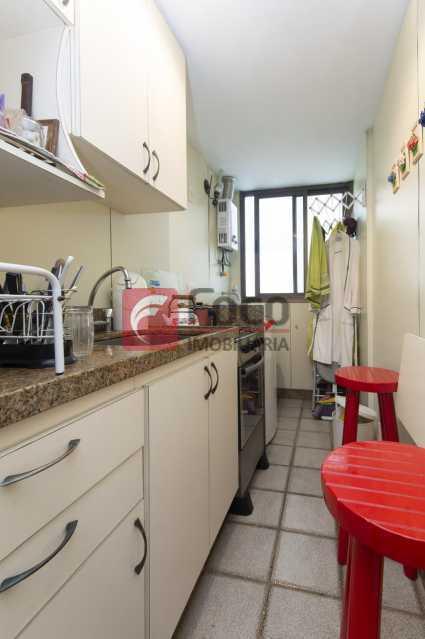 COZINHA - Apartamento à venda Praça Atahualpa,Leblon, Rio de Janeiro - R$ 2.400.000 - FLAP20062 - 16
