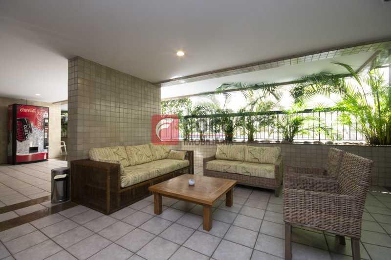PORTARIA - Apartamento à venda Praça Atahualpa,Leblon, Rio de Janeiro - R$ 2.400.000 - FLAP20062 - 24