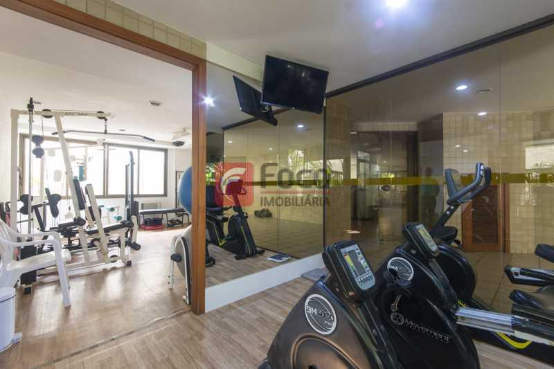 ACADEMIA - Apartamento à venda Praça Atahualpa,Leblon, Rio de Janeiro - R$ 2.400.000 - FLAP20062 - 19