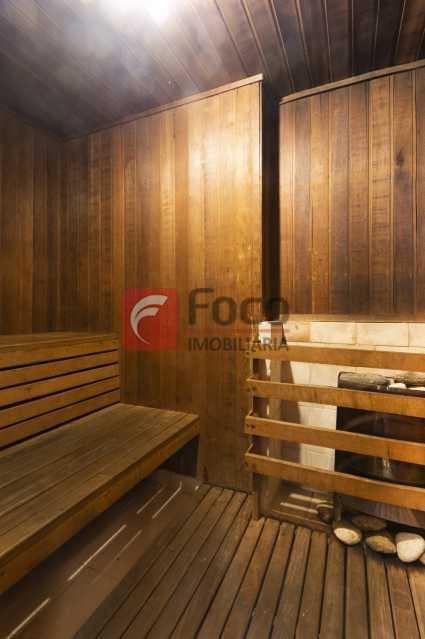SAUNA - Apartamento à venda Praça Atahualpa,Leblon, Rio de Janeiro - R$ 2.400.000 - FLAP20062 - 26