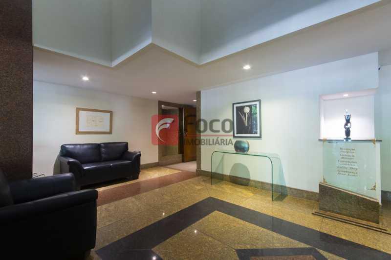 PORTARIA - Apartamento à venda Praça Atahualpa,Leblon, Rio de Janeiro - R$ 2.400.000 - FLAP20062 - 28