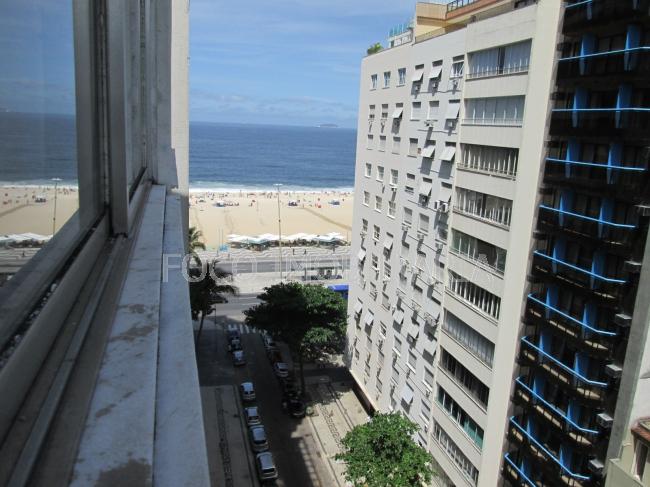VISTA - Cobertura à venda Rua Hilário de Gouveia,Copacabana, Rio de Janeiro - R$ 2.600.000 - FLCO50001 - 24