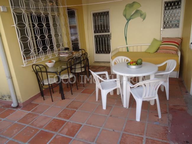 QUINTAL - Casa à venda Rua Assunção,Botafogo, Rio de Janeiro - R$ 2.800.000 - JBCA50001 - 14